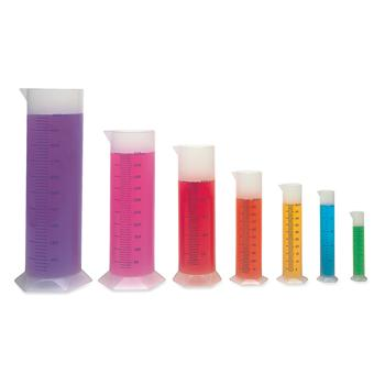 Graduated Cylinders, Set of 7