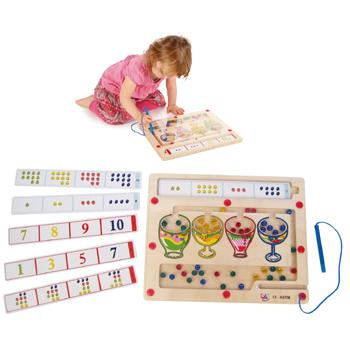 Diamond Counting, Age 2+, Set