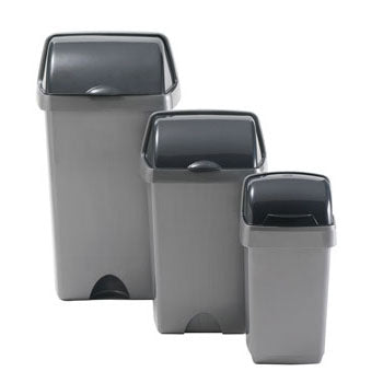 Roll Top Bins, Plastic, 10 litre, Each