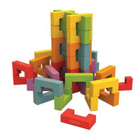 Building Blocks, Begin Again U Build It Blocks, Set of 48 Pieces