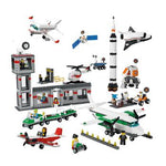 LEGO Education, 9335 Space & Airport Set, 4 Years+, Set of 1176 Pieces