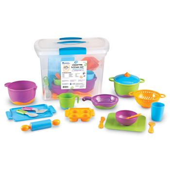 Classroom Kitchen Set, Age 2+, Set