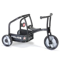 Children's Play Vehicles, Profile, Circleline Range, Police, Age 4-7, Each