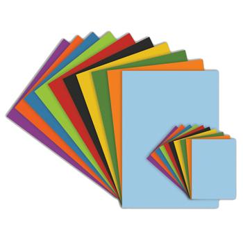 Assorted Intense Card - Recycled