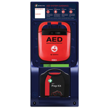 Spectra AED Heart Restart System without AED, Each