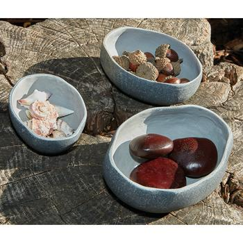 Rustic Bowls, Set of 3