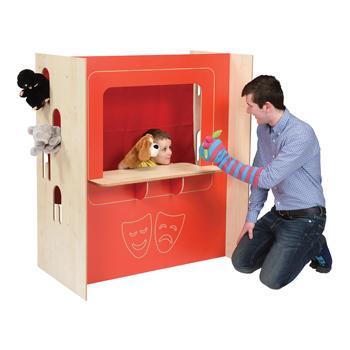 Puppet Theatre, Each