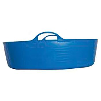 Red Gorilla Tubs, 35 litres - Large Shallow, Blue Tub, Each