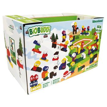 Biobuddi Educational Blocks, Daily Life, Set