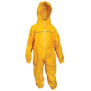 All In One Rainsuit, Gold