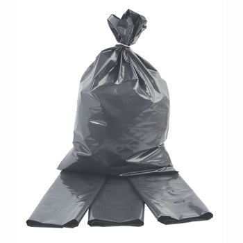 Refuse Sacks, Rubble, Pack of 10, 30 litres, Extra Heavy Rubble Bag, Roll of 10