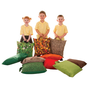Seasons Cushions, Pack of 10
