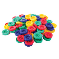 General Modelling, Wheels, Primary Pack, Assorted colours, Pack