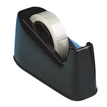 Tape Dispensers, Desk Type, 25Mm Max. Tape Width, Each