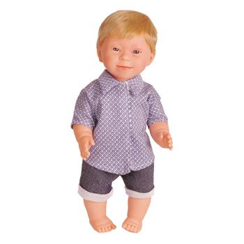 Down's Syndrome Dolls, Boy, Each