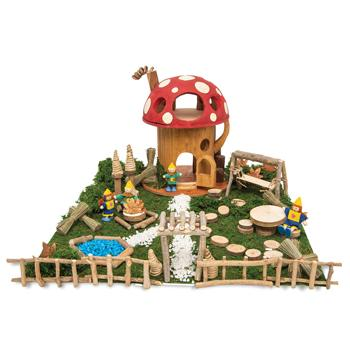 Bramble Wood, Toadstool House, Set