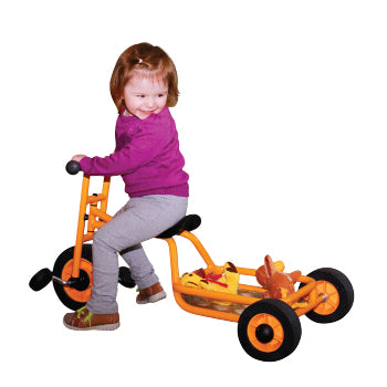 Play Vehicles Rabo, Mini Pick Up, Age 1-4, Each