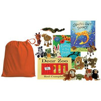 Literacy Story Packs, Jungle, Set