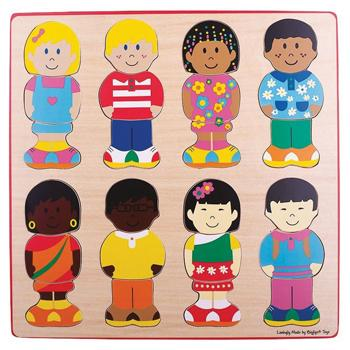 Little Friends Puzzle, Each