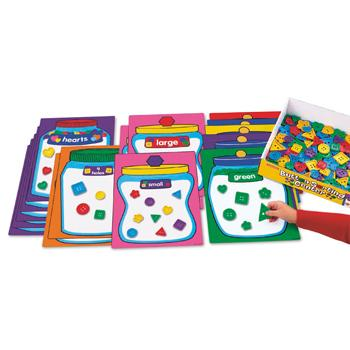 Button Sorting Centre, Age 3-6, Set