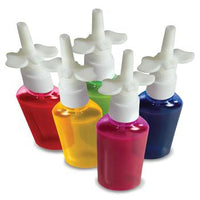 Junior Paint Spritzers, Set of 5