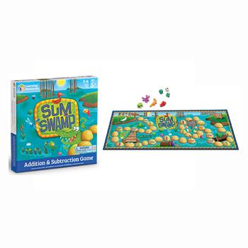 Number Games, Sum Swap, Age 5+, Each