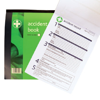 Accident Book, A4, Each