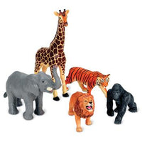 Jumbo Animals, Jungle, Age 2+, Set