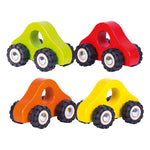 Nursery Toys, Vehicle Set, Set of 8