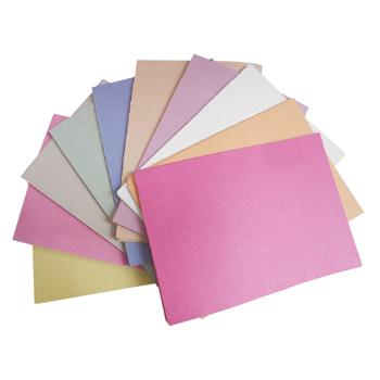 Paper, Sugar, Pastels Assorted, Pack of 250 Sheets