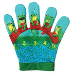 Favourite Song Hand Puppets, Five Little Speckled Frogs, 1 Glove, Set