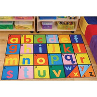 Alphabet, Playmat, 1500 x 1000mm, Each