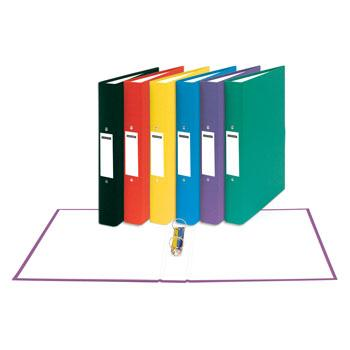 Ring Binders, A4, 2 Ring ('O' Shaped), Recycled Ring Binders, 25Mm Capacity, Box of 10