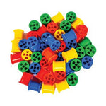 Cotton Reels, Pack of 50