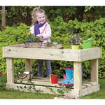 Wooden Garden Range, Busy Bench, Each