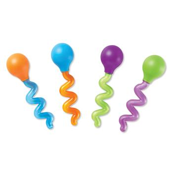 Twisty Droppers, Age 2+, Set of 4