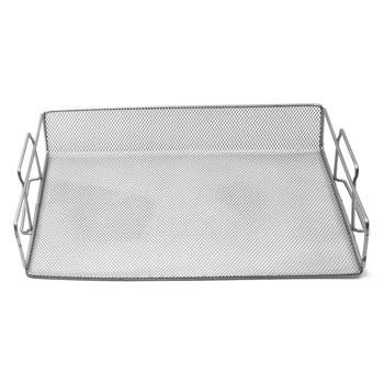 Mesh Range, A4 Letter Trays - Stackable, Wide Opening, 330mm Width, Each