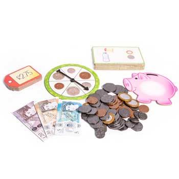 Money Activity Set of 104 Pieces