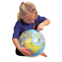 Geography, Globe, Discovery Political World, 300mm Diameter, Each