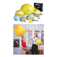 Astronomy, Inflatable Solar System Set