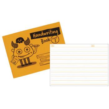 A5 Handwriting Books, Level 2, Pack of 30