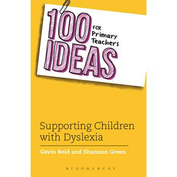 100 Ideas for Primary Teachers: Supporting Children With Dyslexia, Each