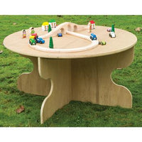 Duraplay Outdoor Range, Table, Each