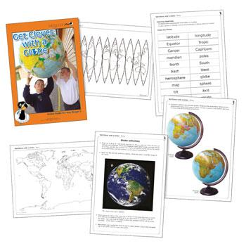 Geography, Globe, Get Clever With A Globe, Each