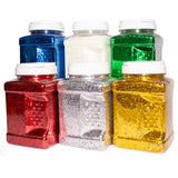 Glitter, Large Tubs, Single Colours, Tub of 1kg