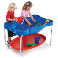 La Palma Sand & Water Table With Lid, Age 3+, Set