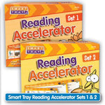 Phonics, Smart Tray, Accelerator Cards, Reading Sets 1 And 2, Pack of 50 Cards