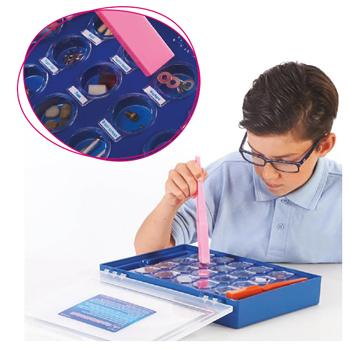 Magnetic Materials Testing Kit, Kit