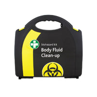 First Aid Kit with Contents, Body Fluid Spills, Biohazard 5 Application Kit, Kit