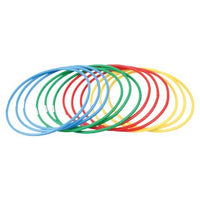 Hoops, Pack of 12